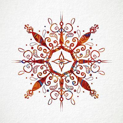 Mandala Art 2 Art Print