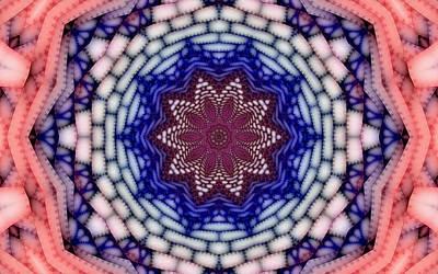 Mandala Design 9 Art Print