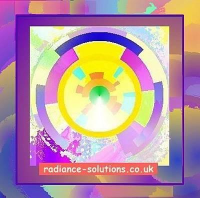 Digital Art - Mandala by Julia Woodman