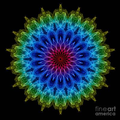 Photograph - Mandala by Roger Monahan
