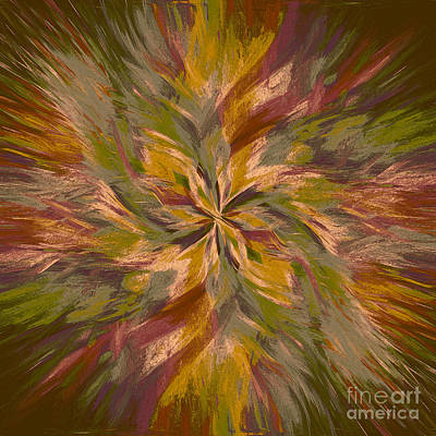 Mandala Twirl 05 Original by Jack Torcello