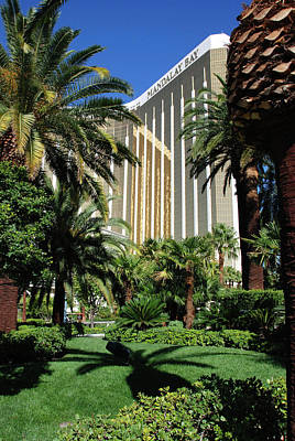 Photograph - Mandalay Bay Hotel by John Schneider