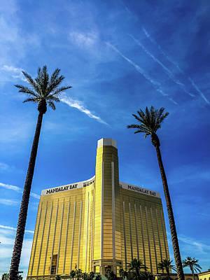 Photograph - Mandalay Bay - Las Vegas, Nevada by Debra Martz