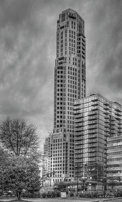 Photograph - Mandarin Oriental Atlanta High Rise Art by Reid Callaway