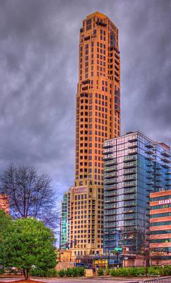 Photograph - Mandarin Oriental Hotel Buckhead Atlanta Art by Reid Callaway