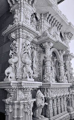 Photograph - Mandir # 12 by Allen Beatty