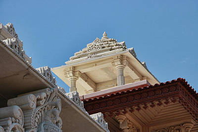 Photograph - Mandir # 17 by Allen Beatty