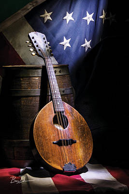 Photograph - Mandolin America by Barry C Donovan