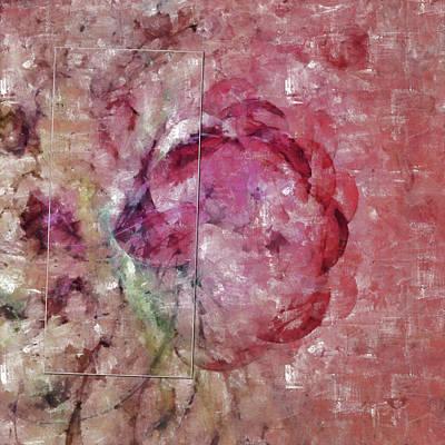 Mandolinist Painting - Mandolinist Make-up  Id 16103-140130-56521 by S Lurk