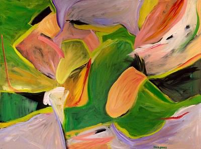 Painting - Mango Mania by Dave Jones