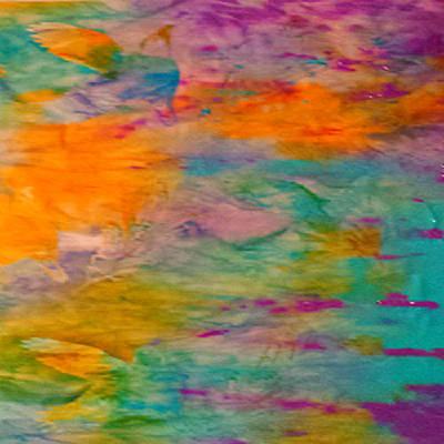 Painting - Mango Tango by Nikki Dalton