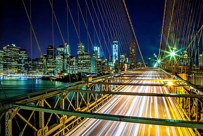 City Scenes Royalty-Free and Rights-Managed Images - Manhattan Bound by Az Jackson
