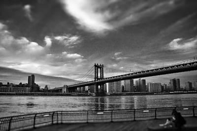 Photograph - Manhattan Bound by Heather Reichel