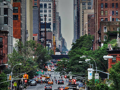 Photograph - Manhattan - Chelsea 001 by Lance Vaughn