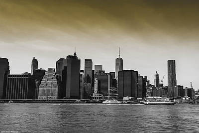 Photograph - Manhattan  by Debra Forand