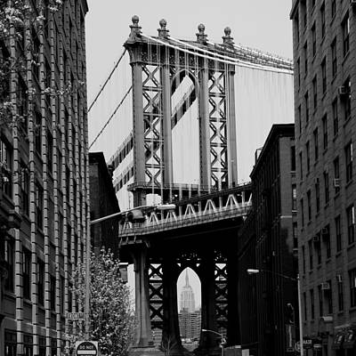 City Scenes Royalty-Free and Rights-Managed Images - Manhattan Empire by Andrew Fare
