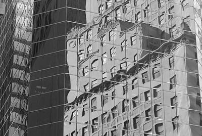Empire State Building Photograph - Manhattan Facades II by Clarence Holmes