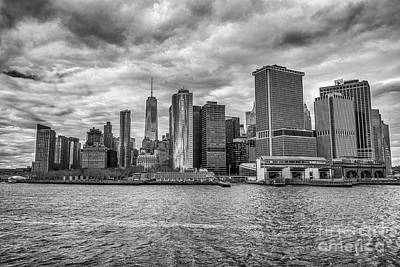 Photograph - Manhattan by Jim Orr