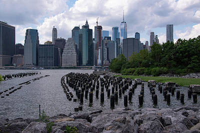 Photograph - Manhattan by Joseph Yarbrough