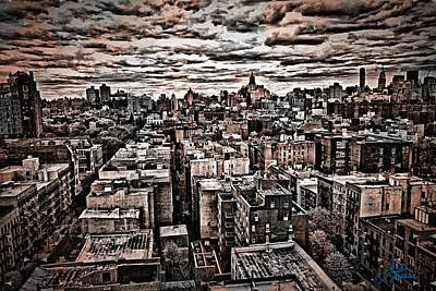 Photograph - Manhattan Landscape by Joan Reese