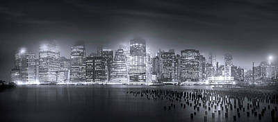 Photograph - Manhattan Magic by Mark Andrew Thomas