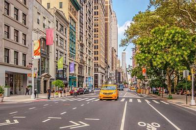 Photograph - Manhattan  by Roman Gomez