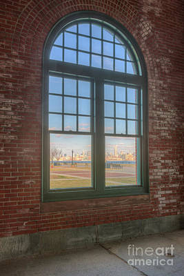 Photograph - Manhattan Skyline From Crrnj Terminal II by Clarence Holmes