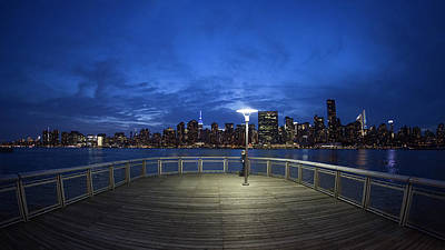 Photograph - Manhattan Skyline by Jakob Dahlin