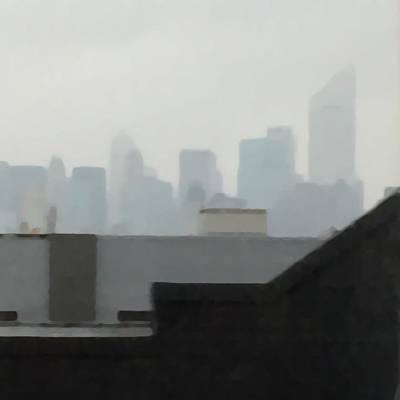 Photograph - Manhattan Skyline by Paul Kimmerling