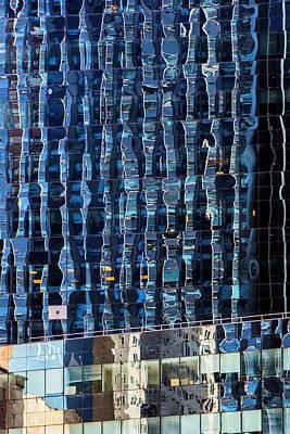 Photograph - Manhattan Windows by David Hare
