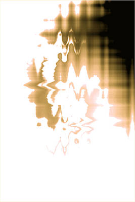 Digital Art - Manic Depression by John WR Emmett