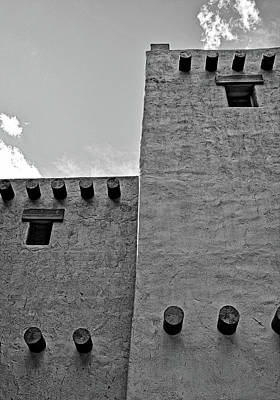 Photograph - Manitou Cliff Dwellings Study 16 by Robert Meyers-Lussier