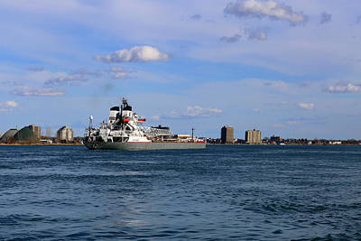 Photograph - Manitowoc And Sarnia by Mary Bedy