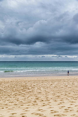 Photograph - Manly Beach by Steven Richman