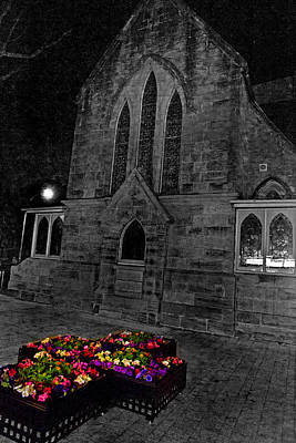Photograph - Manly Congregational Church by Miroslava Jurcik
