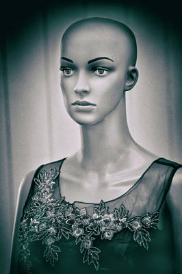 Photograph - Mannequin 155e by David Hare