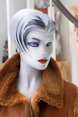 Mannequin 74a Art Print