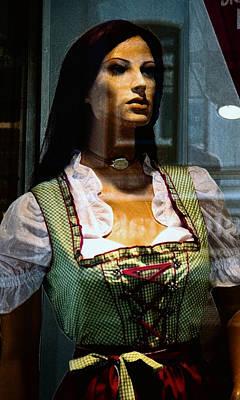 Oktoberfest Digital Art - Mannequin Series 4 - Oktoberfest 01 by Colin Hunt