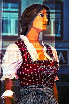 Oktoberfest Digital Art - Mannequin Series 4 - Oktoberfest 03 by Colin Hunt
