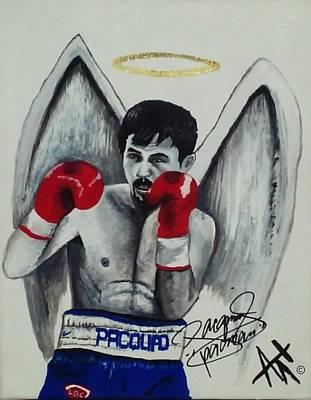 Manny Pacquiao Art Print