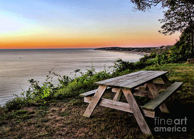 Photograph - Manomet Sunrise  by Janice Drew