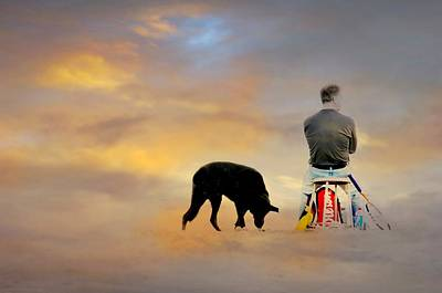 Photograph - Man's Best Friend by Diana Angstadt