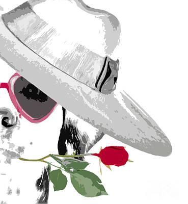 Cute Dog Digital Art - Mans Best Friend by Rpics