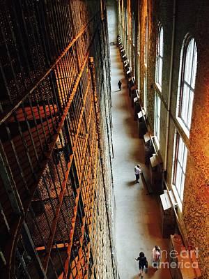 Photograph - Mansfield Reformatory by Michael Krek