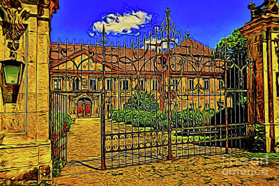 Photograph - Mansion 20118 by Ray Shrewsberry