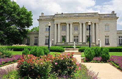 Kentucky Photograph - Mansion by Jill Lang