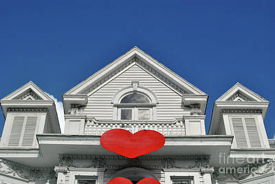 Photograph - Mansion Of Love by Jost Houk