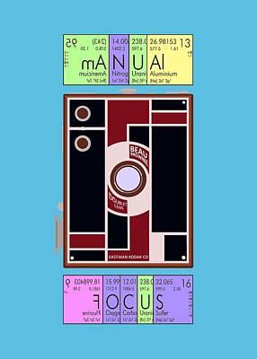 Manual Focus Art Print by Mal Bray