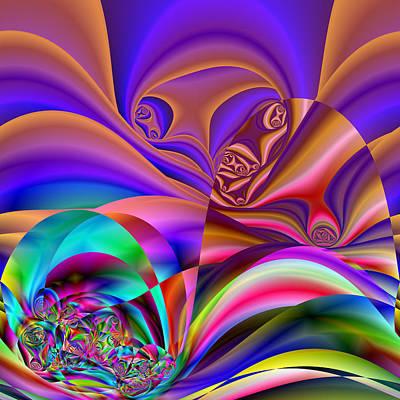 Digital Art - Manufactor by Andrew Kotlinski