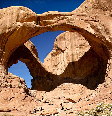 Photograph - Many Arches by Marilyn Hunt